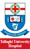 Tallaght Hospital logo and website